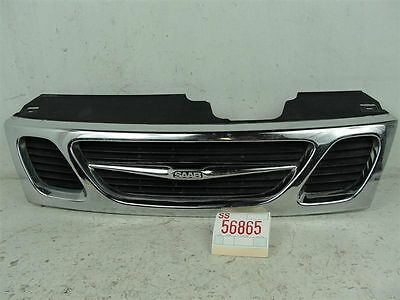 Used saab 9 5 grilles for sale 1999 2001 saab 9 5 wagon grill grille upper oem used minor chipping sciox Image collections