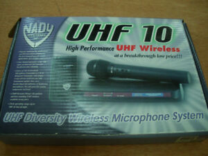 Nady Wireless Guitar Transmitter