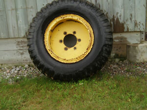 9.00-20 vintage military tires for sale Peterborough Peterborough Area image 3