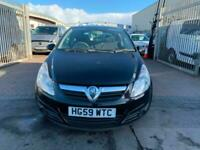 2010 Vauxhall Corsa 1.0i 12V Life NEW TIMING CHAIN JUST FITTED LOVELY DRIVE AND