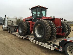 Farm Equipment hauling! Air drills, combines, Auction Regina Regina Area image 8