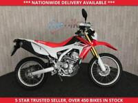 HONDA CRF250L CRF 250 L-D MOT TILL AUGUST 2019 LOW MILEAGE 2014 14