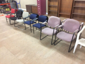Office and Boardroom Chairs! Clearance!