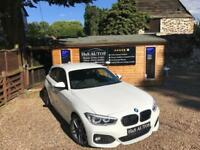 2015 BMW 1 Series 2.0 118d M Sport Sports Hatch (s/s) 3dr
