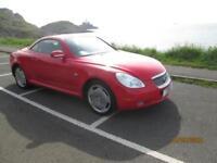 2004 Lexus SC 430 4.3 auto