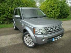 image for Land Rover Discovery 4 3.0 SDV6 XS 8 speed 2012 disco 4