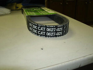 ARCTIC CAT BELTS---2004/05 ZR900 + 2006 CROSSFIRE
