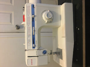 Singer sewing/embroidery machine