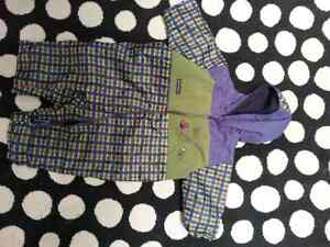 Perlinpinpin fleece suit 18 mo