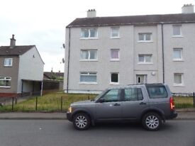 Unfurnished - 2 Bedroom Flat to Rent - Stoneyflat Road, Dumbarton, G82 3HH