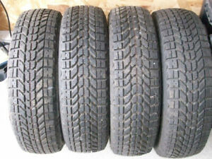 235 70 R16 winter tire