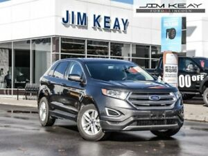 2017 Ford Edge SEL  - Bluetooth -  Heated Seats - $109.44 /Wk
