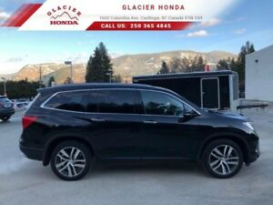 2016 Honda Pilot Touring  - Sunroof -  Navigation