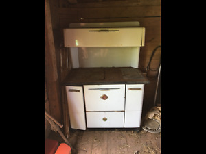 Antique  kitchen stove