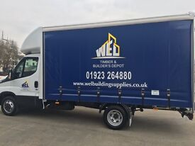Driver wanted hgv2 with hiab