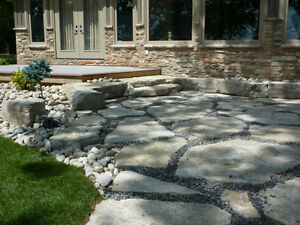 Natural Stone Armourtone  Landscaping
