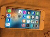 iPhone 6 16gb any network! New screen middle button issue