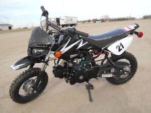 MANITOBA'S BEST PRICES 110 cc 125 cc 150 cc 250 cc DIRT BIKES