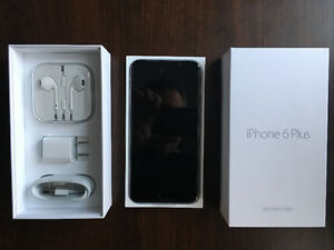 iPhone 6plus 16Gb Space Grey Like New Conidtion