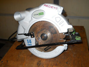 Circular Saw by Hauss  Red Eye in excellent condition