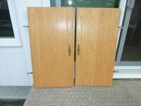 Portes frêne pour meuble (2)