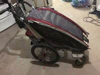 Chariot CX1 bike carrier/stroller