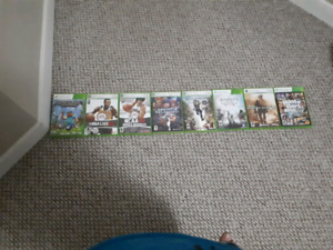 Xbox 360 Console,Controller and Games