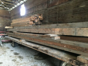 Reclaimed Barn Wood (Chilliwack)