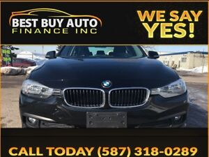 2016 BMW 3 Series 320xi REDLINE EDITION w/Leather, BlueTooth, Su