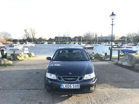 2005 Saab 9-3 1.9 TiD Vector Sport 4 Door Saloon Blue