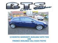 Vauxhall Corsa 1.3CDTi 16v ( 75ps ) ( a/c ) ecoFLEX 2014MY SE DIESEL