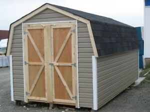 8X16 new shed