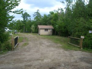 Water front land for sale on Big Clear lake