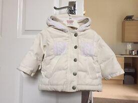 Baby gap winter jacket coat