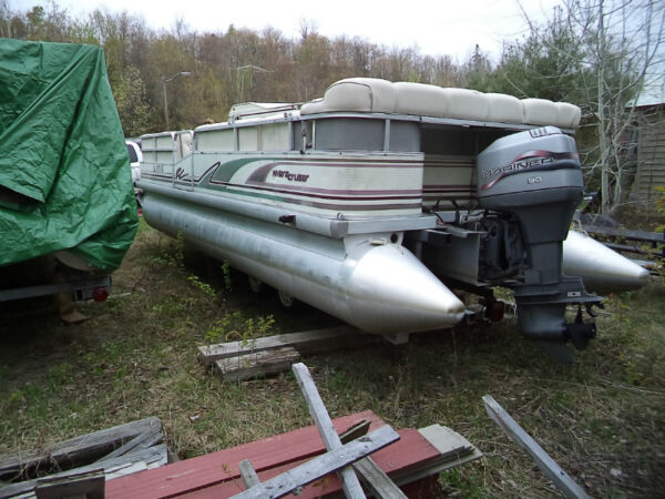 berkshire pontoons riviera cruiser pontoon boat for sale canada