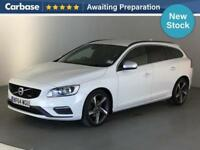 2014 VOLVO V60 D4 [181] R DESIGN 5dr Estate