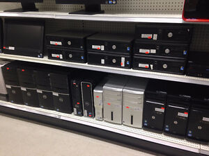DELL , HP , LENOVO , ACER , IBM DESKTOP COMPUTERS AT BEST PRICES