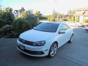 2012 Volkswagen Eos HIGHLINE Coupe (2 door)
