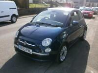 Fiat 500 Lounge 1.2 3 Door Hatchback ( ONLY 6900 WARRANTED MILEAGE)