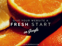 Website Need A Fresh Start?