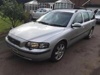 VOLVO V70 2.4 AUTOMATIC ESTATE T S ** 7 SEATER **