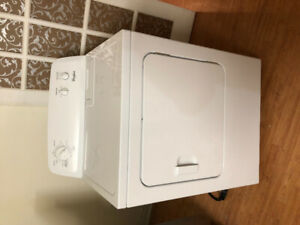 1 yrs old front load whirlpool dryer fully working