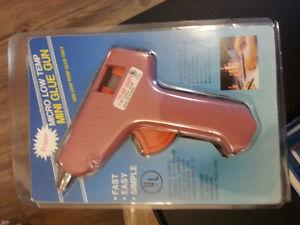 Sackville, NB-Hot Glue Gun, Masking Tape Dispenser,