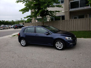 2018 VW Golf TSI Lease Takeover