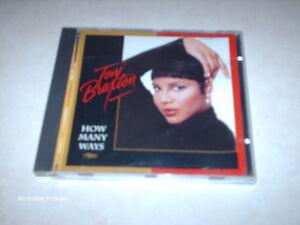 Tony Braxton - How Many Ways - Promo CD Single