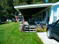 PARK MODEL FOR SALE IN HICKORY GROVE CAMPGROUND