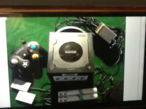 Nintendo GameCube System Console Full with Extras $69
