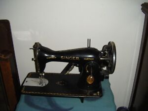 ANTIQUE, Singer Sewing Machine