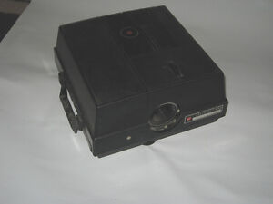 VINTAGE ANSCOMATIC 444 SLIDE PROJECTOR