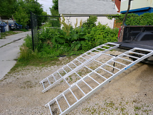 Revarc ATV ramps